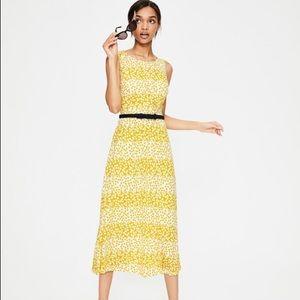 Boden rosamund Jersey dress!